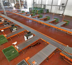 Learn How Conveyor Roller Systems Work in Arlington Heights, IL